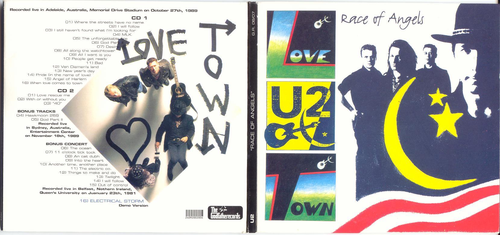 U2 - Amsterdam XXX Love Town